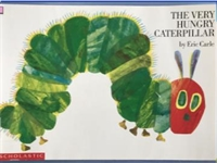 The Vey Hungry Caterpillar